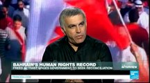 THE INTERVIEW - Nabeel Rajab, President of the Bahrain Center for Human Rights