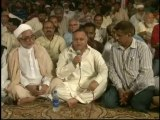 Delegation of APML Vist MQM Sit-in Numaish to Solidarity with Mr.Altaf Hussain