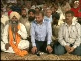 Delegation of All pakistan sikh welfare committee Vist MQM Sit-in Numaish to Solidarity with Mr.Altaf Hussain