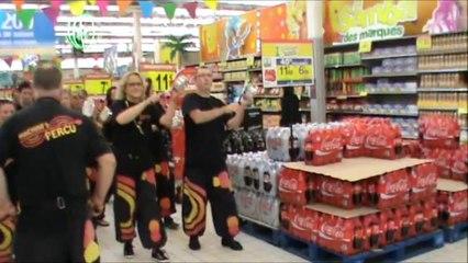 Fête  de  la  musique  à Carrefour MARZY (58) 21 06 14