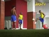 3 brazilians and a ball, joga bonito