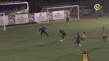 Henrique faz golaço em jogo-treino contra o Grêmio Barueri