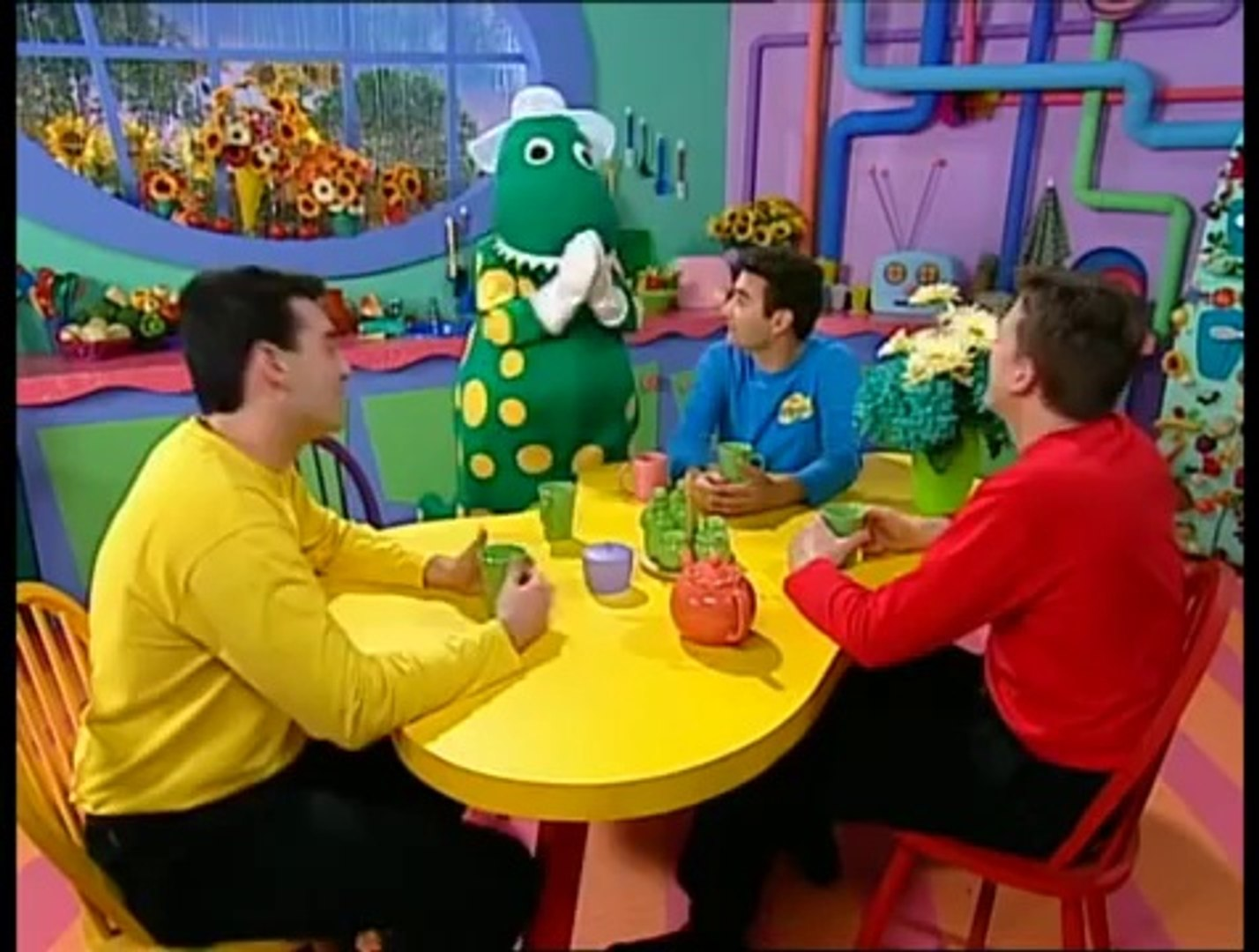 The Wiggles (TV Series 2): Story Telling