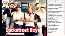 Backstreet Boys│Best Songs of  Backstreet Boys Collection 2014│Backstreet Boys's Greatest Hits