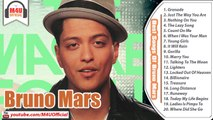 Bruno Mars│Best Songs of  Bruno Mars Collection 2014│Bruno Mars's Greatest Hits