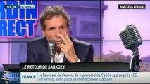 RMC Politique : Retour politique de Nicolas Sarkozy – 26/06