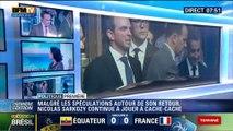 Politique Première: Nicolas Sarkozy vient de recevoir le prix de l'appel du 18 juin, reviendra t-il ou pas en politique ? – 26/06