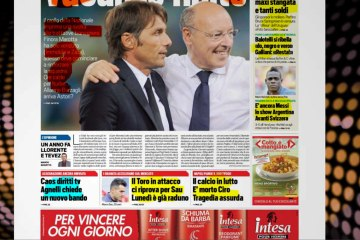 CALCIOINFO - Rassegna stampa 26-06-2014