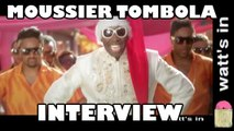 Moussier Tombola : Tombollywood
