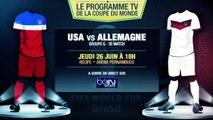 Portugal - Ghana, Algérie - Russie... Le programme TV du jour !