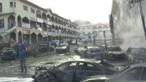 Attentat à la bombe dans un centre commercial d'Abuja