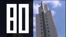 France 3 fête les 80 ans des Gratte-ciel de Villeurbanne
