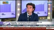 Les marchés aux Etats-Unis résistent malgré la recession de la croissance économique: Jean Borjeix VS Thierry Sarles, dans Intégrale Placements – 26/06 1/2