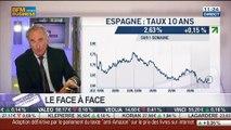 Le PIB américain entraîne les marchés européens dans sa chute: Jean Borjeix VS Thierry Sarles, dans Intégrale Placements – 26/06 2/2