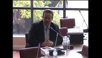 Table ronde sur la transition énergétique dans l'Union européenne, en présence de M. Claude Mandil, ancien directeur général à l'Agence Internationale de l'Énergie, et de Mme Cécile Maisonneuve, conseiller au Centre « Énergie » de l'IFRI - 25 juin 2014
