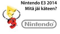 E3 2014 Nintendo - Mitä jäi käteen?