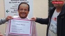 Brest. Une centaine de personnes contre Hollande et son plan d'austérité
