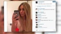 Kim Kardashian has a Nip-Slip on Instagram