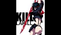 Kill la Kill OST - Ryuko Matoi Main Theme Killl la Kill