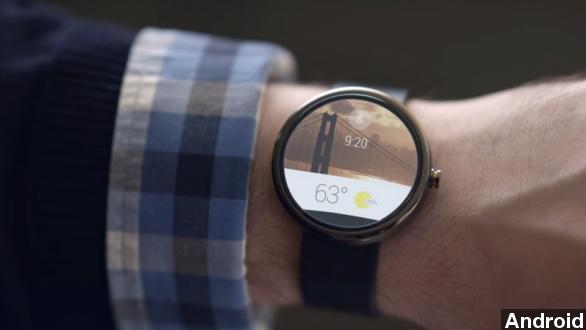 Google Shows Off Wrist, TV, Auto Tech At I/O Conference