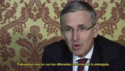 Interview du chef du Service Economique Régional de l'ambassade de France en Espagne (juin 2014)