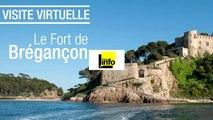 Visite virtuelle : le Fort de Brégançon
