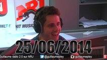 Best of Vidéo Guillaume Radio 2.0 sur NRJ du 25/04/2014