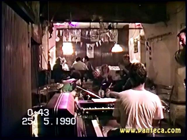 Una sera in Panteca (24/05/1990) - Alessandro