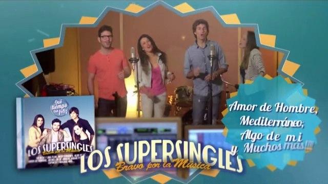 Nuevo disco de Los Supersingles
