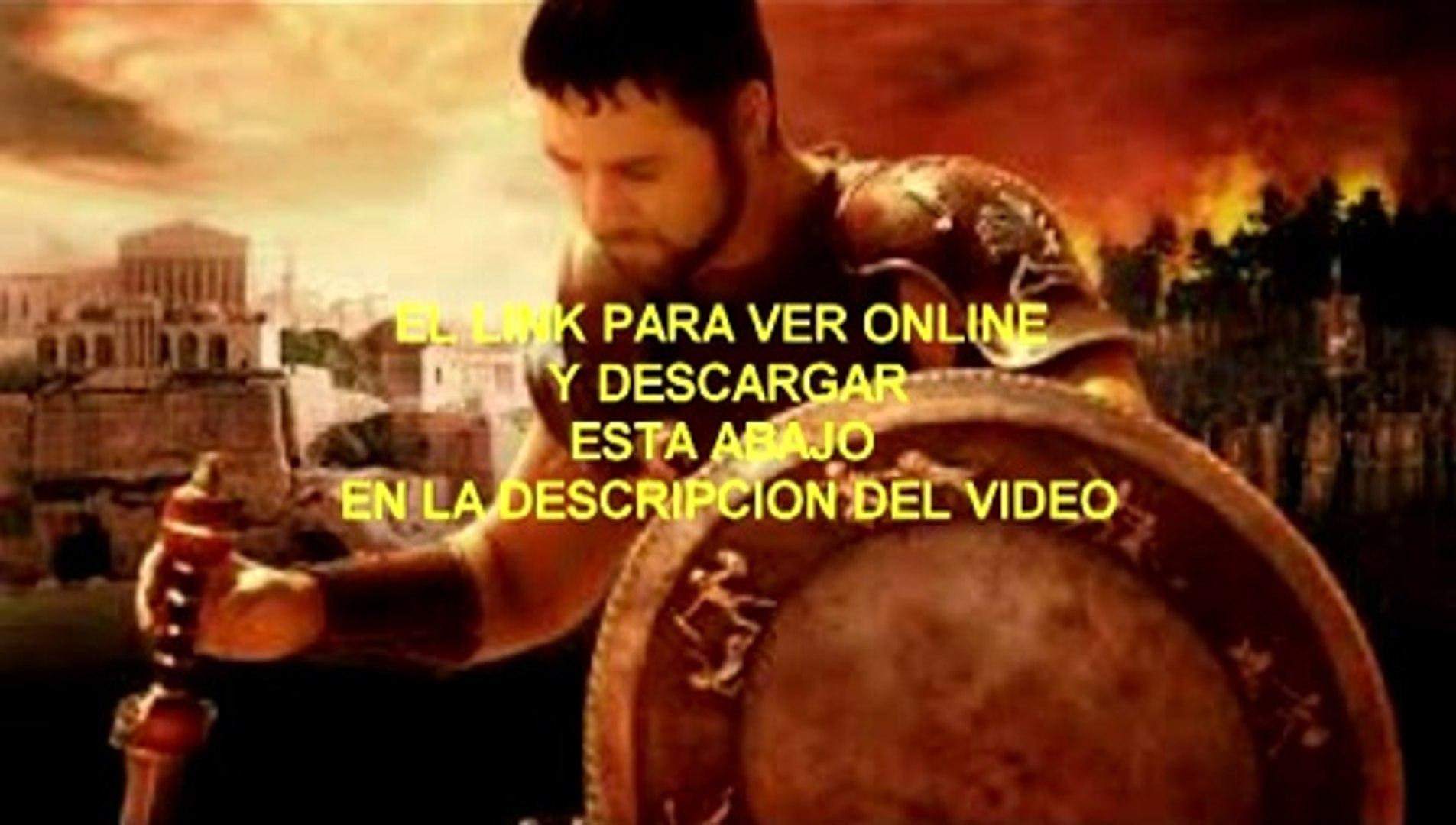 Gladiador Pelicula Completa Vídeo Dailymotion