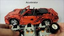 LEGO Porsche 911 (997) Turbo Cabriolet