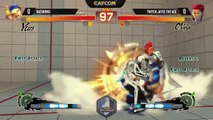 USFIV  Kazunoko vs Jayce the Ace - SEAM2014 Capcom Pro Tour Top 16