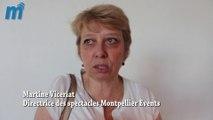 Montpellier Events : Martine Viceriat, directrice des spectacles à la Park&Suites Arena