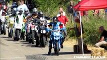 Championnat de France  de la montagne - Course de côte de Marchaux les 14 & 15 juin 2014 - 2ème essai chrono de la catégorie OPEN