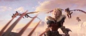 Dragons 2 - Extrait 'Tempête, va chercher !' [VF HD1080p]