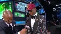 NBA Draft: Cavs Pick Wiggins 1st Overall