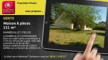 A vendre - maison - RAMBOUILLET (78120) - 6 pièces - 151m²