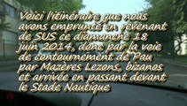 LES W-D.D. MICHOU TUESDAY NEWS - 20 MAI 2014 - FAISONS UN BOUT DE LA ROCADE DE CONTOURNEMENT DE PAU.