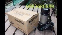 Tel./0983480880./Máy bơm chìm nước thải Tsurumi KTZ67.5, bơm bùn thải Tsurumi
