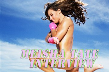 Meisha Tate Talks EA sports UFC Video Game