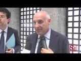 Napoli - Convegno su tessile, moda e 100 anni di Marinella -2- (26.06.14)
