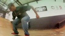 William Damascena Skate Club session - Skateboard