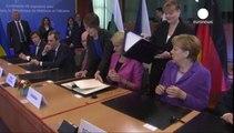 Firmato a Bruxelles l'accordo di associazione tra Unione europea e Georgia, Moldova e Ucraina