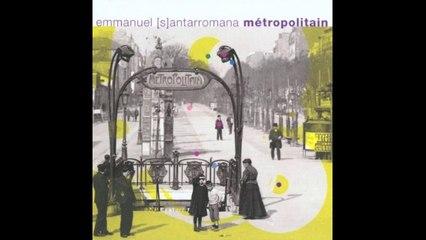 Emmanuel Santaromana - Père Lachaise