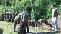 Hautes-Alpes : Stage commando