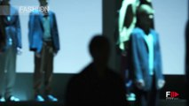 """ERMENEGILDO ZEGNA"" Menswear Spring Summer 2015 Milan by Fashion Channel"