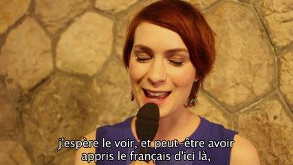 Message de Felicia Day aux Seigneurs d'Outre Monde