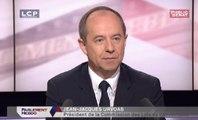 Parlement Hebdo : Jean-Jacques Urvoas, député SRC du Finistère, président de la commission des lois