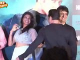 Salman Khan MISBEHAVES with a Lady Reporter   Kick Trailer Launch by BOLLYWOOD TWEETS FULL HD