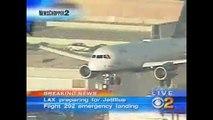Jet Blue Emergency Landing!